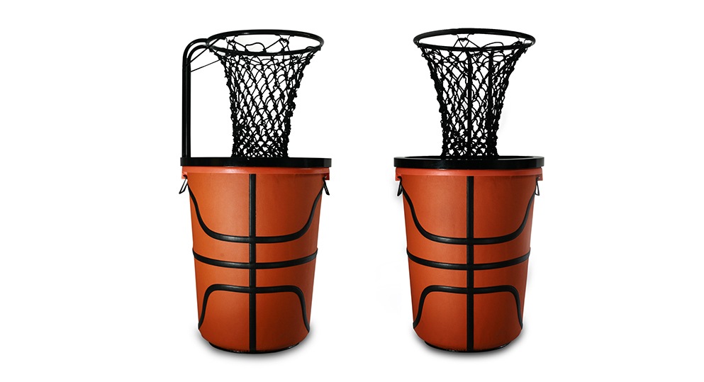 Pin clean basketball net wallpaper f142011 on pinterest - Garbage can basketball hoop ...